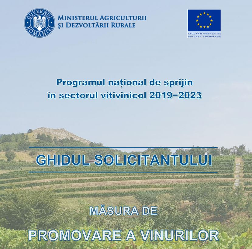 program national sprijin vin 2019-2023