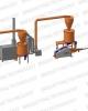 Linie brichetare brichete 400-500 kg/ora