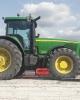 Tractor marca John Deere model 8520