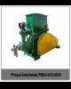 Linie completa brichetare brichete 500-700 kg/ora cu diametrul de 70mm din paie si resturi vegetale