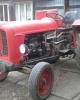 Vand tractor cu plug si grebla mcanica
