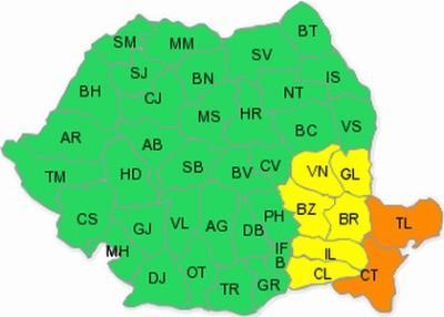 codul-portocaliu-de-viscol-si-ninsori-a-fost-prelungit-si-astazi-dar-limitat-in-sud-estul-tarii