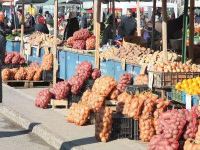 Covasna: Producatorii de cartofi se bucura de recolta bogata dar se tem de preturile mici