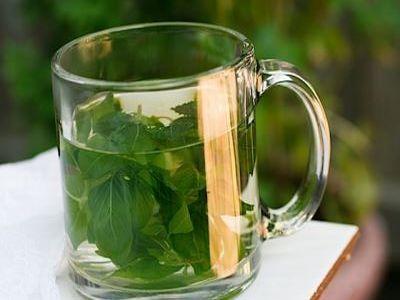 Ceaiul de busuioc - medicamentul natural, oricand la indemana
