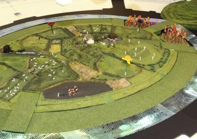 jocurile-olimpice-de-la-londra-2012-vor-evoca-satul-traditional-in-ceremonia-de-deschidere