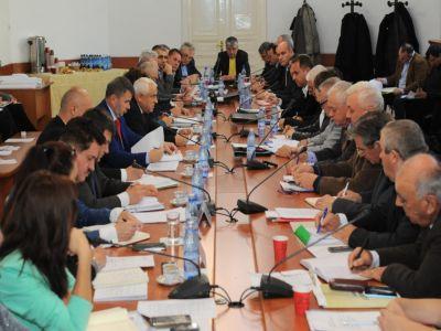 sefii-directiilor-agricole-chemati-la-raport-de-ministrul-petre-daea