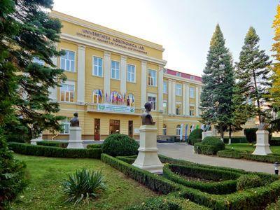 UDAMV Iasi: Simpozion stiintific international, organizat in octombrie de Facultatea de Agricultura